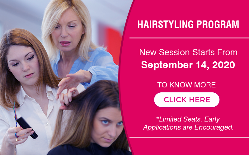 Hair Styling Diploma Programs in Winnipeg